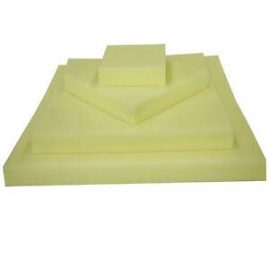 schaumstoff auflage polster platte matten rg 40 f r campingm belpolsterung ebay. Black Bedroom Furniture Sets. Home Design Ideas