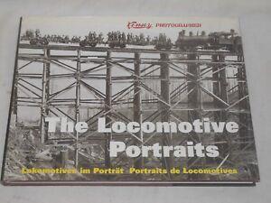 Qualifié The Locomotive Portraits-chemin De Fer Train Livre-kinsey Photographie Könemann-afficher Le Titre D'origine à Distribuer Partout Dans Le Monde