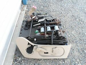 07 08 09 10 Ford Explorer Sport Trac 6 Way    Power    Seat