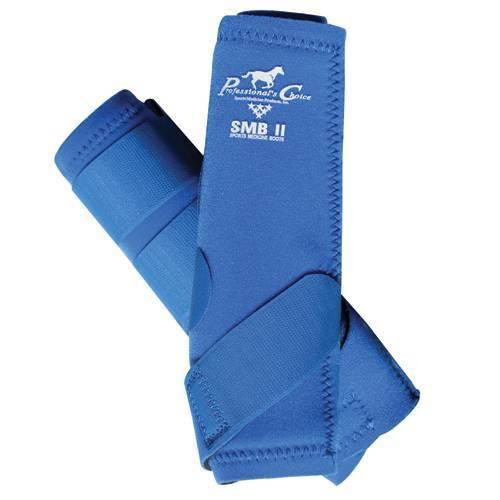 Professional's Choice SMBII Stiefel ROYAL Blau Prof SMB S Small Sport Medicine Pro