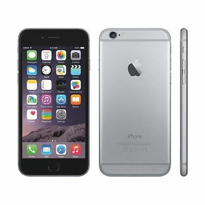Apple iPhone 6S 16 Go Gris  Débloqué tout opérateur Bon état MKQJ2ZD/A