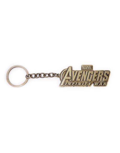 Llavero Marvel Avengers Infinity War Logo