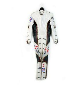 2000s ASICS Austria National Team ski suit skiing race worn jumpsuit Japan M