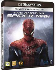 The Amazing Spider-Man 4K UHD + Blu Ray (Region Free)