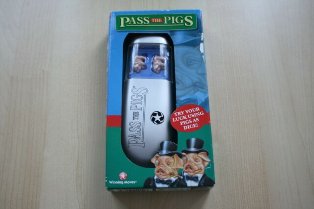 Pass The Pigs Travel Board Game 2012