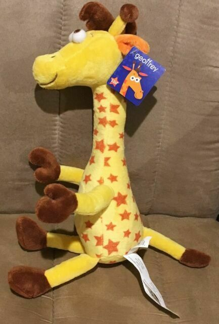 Unicorn Teddy Bear Toys R Us, 2017 Toys R Us Geoffrey The Giraffe 12 Inch Plush Figure With Tag For Sale Online Ebay