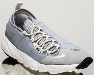 Nike Air Footscape NM Grey White Men Lifestyle Casual Shoes Sneakers 852629003