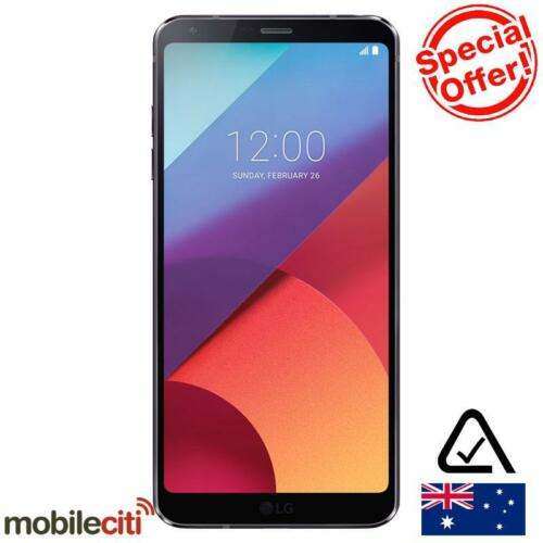 1 of 1 - LG G6 (H870DS, Dual Sim 4G/3G, 64GB/4GB) - Astro Black - [Au Stock] Unlocked