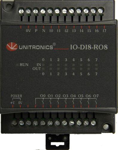 UNITRONICS I//O EXPANSION MODULE IO-DI16-16 DIG INPUTS