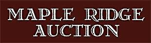 Maple Ridge Auction