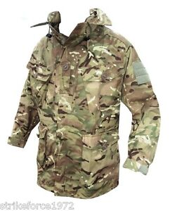 NEW-MTP-Multicam-2010-Afghan-Issue-Windproof-Hooded-Combat-Smock-Size-170-96