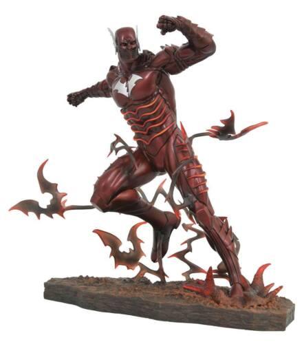 DC Comic Galleria Statua PVC Rosso Scuro notti in metallo MORTE 25cm