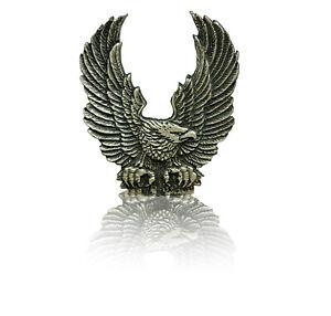 Biker-Pin-Chopper-Motorrad-Adler-Angel-Wings-Seeadler-Kutte-Bobber-USA-DW0083