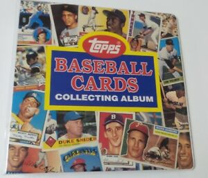 Topps-Baseball-Cards-Collecting-Album-lot-Mickey-Mantel-Story-amp-1960-Players