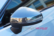 Audi A3 S3 RS3 8V Carbon Fibre Fiber Replacement Mirrors - UK Stock -OEM Quality