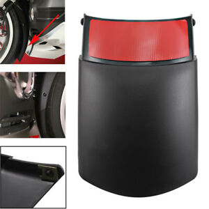ABS-Front-Fender-Extension-Black-for-HONDA-2018-GL1800-Goldwing-2018-2019-Fast