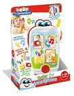 Baby Clementoni - smartphone juguete con sonido (149483)