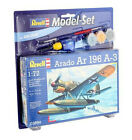 Arado Ar196 A-3 Seaplane Revell Aeroplane Model Building Kit Set 63994 Novelty