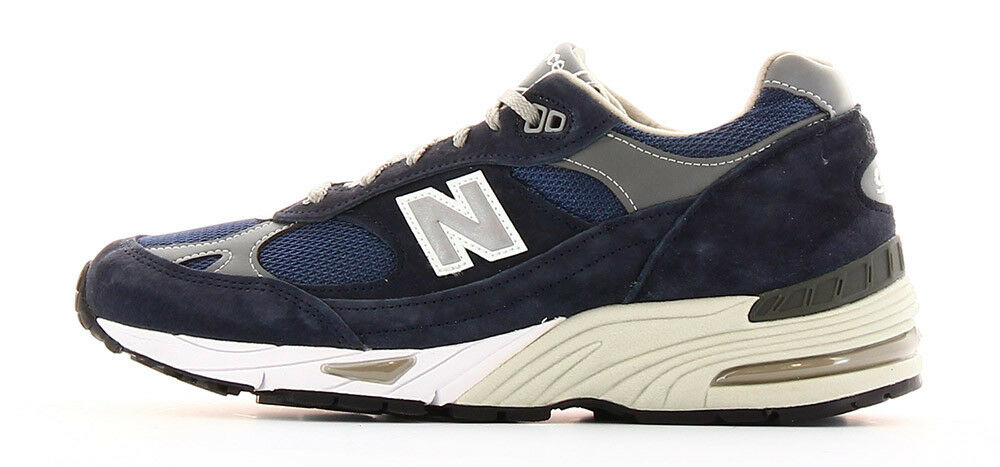 shoes shoes shoes 991 NV for men in bluee color New Balance 991 NVNavy 3f5370