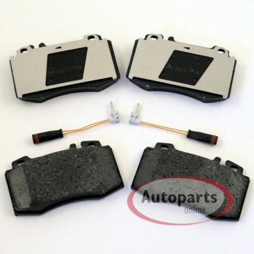 Bremsscheiben Bremsbeläge Bremsen für vorne die Vorderachse Mercedes SL R129