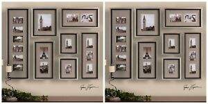 Details About HOME DECOR PICTURE PHOTO WALL FRAMES COLLAGE ART