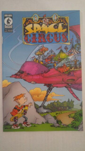 Space Circus #1 July 2000 Dark Horse Comics