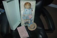 Wendy Ann Felt 13'' Madame Alexander Doll Ltd Ed 750 New with COA