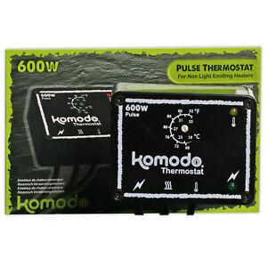 Komodo Pulse Thermostat 600w 701029823235