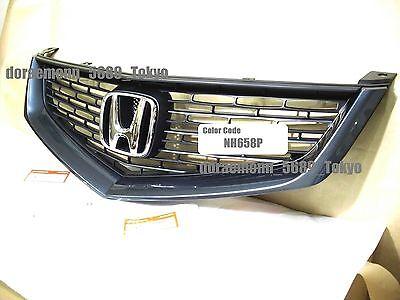 NEW JDM Honda ACCORD ACURA TSX CL7 CL9 EURO-R Grill molding NH658P 06 08 CM EMS