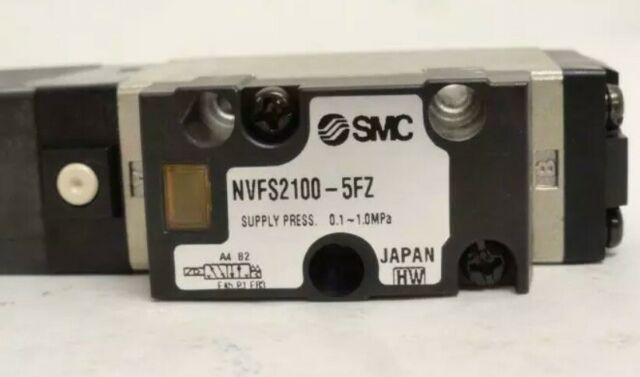 SMC NVFS2100-5FZ SOLENOID VALVE NEW NO BOX *