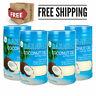 BANABAN Fiji Virgin Coconut Oil 4 x 1 Litre +FREE SHIPPING