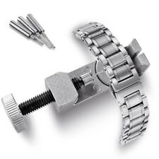 Adjustable Metal Watch Band Strap Bracelet Link Pin Remover Repair Tool Kit
