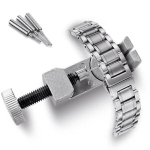 Adjustable-Watch-Repair-Tool-Kit-Back-Case-Opener-Cover-Remover-Screw-Wrench-AU