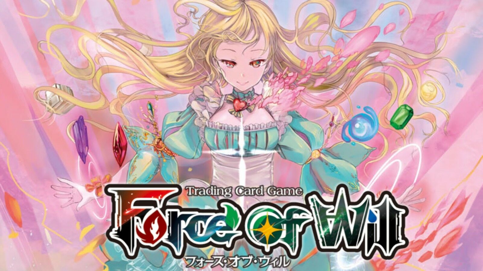 FoW Force of Will - The Moonlit Savior TMS - Complete set including J Rulers