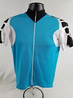 Assos Ss.uno_s7 Men's Cycling Jersey Size L Blu Calypso 9t