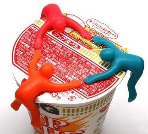 Super Cup Instant Noodle Hero Man Cupman Super Fun Ramen Gadget One piece