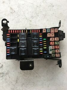 image is loading ford-super-duty-f250-f350-cabin-fuse-block-