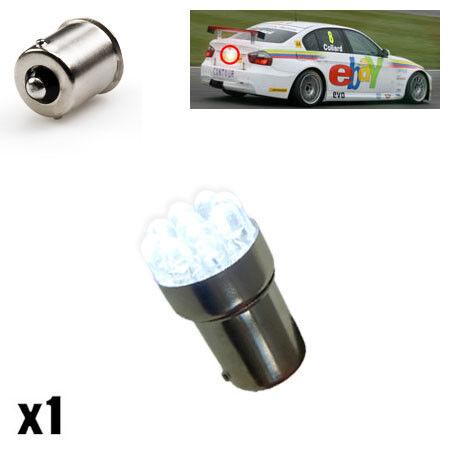 1x Opel Corsa B//MK1 1.4 207 R5W 9-LED White Number Plate Bulb Upgrade Light XE2