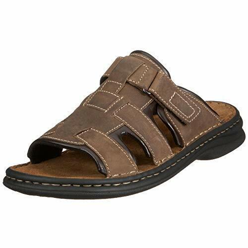 Josef Seibel Richard Mens Summer Beach Toe Post Sandal Mules UK 6.5