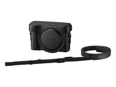 DSC-WX500B 12Z Learther cámara caso para SONY Cyber-shot DSC-HX60B