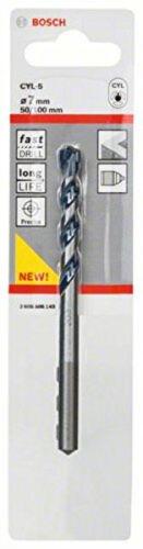 7 mm Bosch Professonal 2608588149 CYL-5 Concrete Drll bt Slver