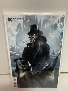 Batman-91-Mattina-Variant-Cover-NM-DC-1st-Print-2020