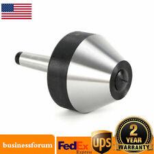 Mt2 Bull Nose Live Center Morse Taper 2 For Lathe Dia74mm Usa Stock