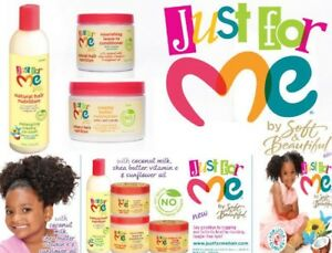 Details about Just For Me Kids Hair Milk Products !!! Full Range !!!