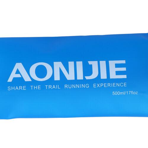 AONIJIE TPU Folding Soft Flask SportS Water Bottle for Running Camping HikinDSUK