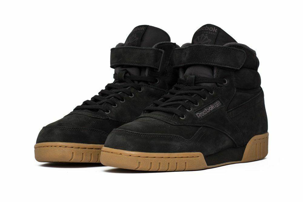 Reebok Ex-o-Fit Plus Para Hombre Zapatos Zapatillas Hi