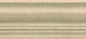 Faux crown molding with beige and olive wallpaper border fn3646bd ebay - Crown molding wallpaper ...