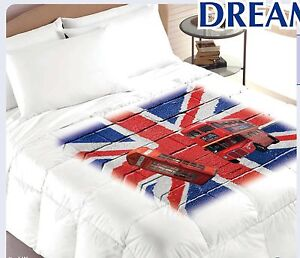 Piumone Matrimoniale Londra.Double Quilt Winter London London Uk Duvet Duvet 2p Ebay