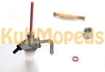 Simson Ehr Benzinhahn KR51 1 und 2 Schwalbe Original Zinkguss, 1. Qualität M16x1