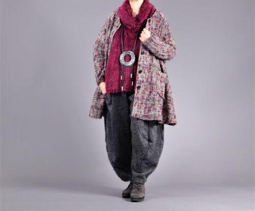 Jacke EG 44,46,48,50,52,54,56 ♦ 3 Farben AKH Fashion Woll A-Linie ♦